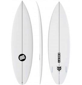 Prancha de surf EMERY Black Angel