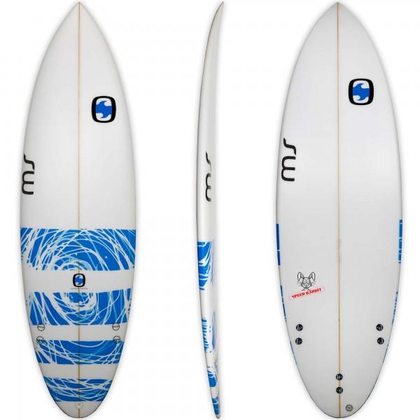 Imagén: Surfboard MS Speed Rabbit Round