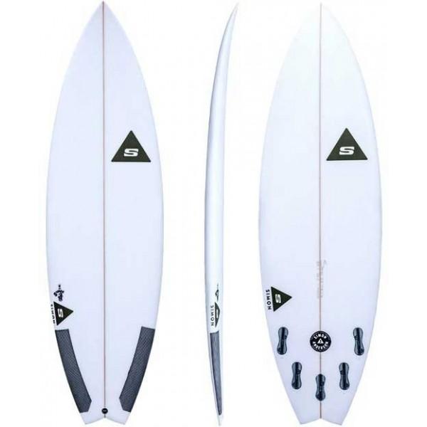 Imagén: Prancha de surf Simon Anderson 5 Spark
