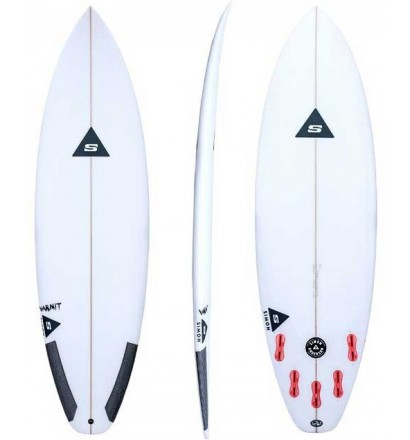 Tabla de surf Simon Anderson Varmit