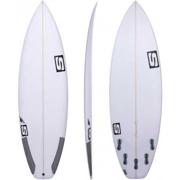 Imagén: Prancha de surf Simon Anderson DTS
