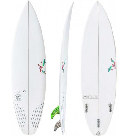 Surfboard Rusty Mi amigo