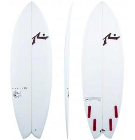Surfboard Rusty Fish Quatro