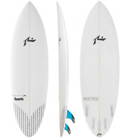 Surfboard Rusty Smoothie