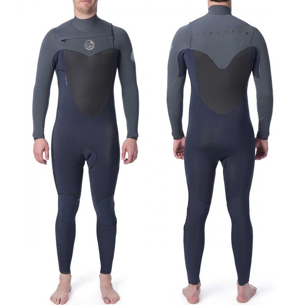 Imagén: Traje de neopreno Rip Curl Flash-Bomb 3/2mm Chest-Zip