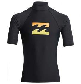 Billabong Team Wave SS Rash guard