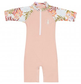 Lycra jongens Billabong Toddler Logo Combi