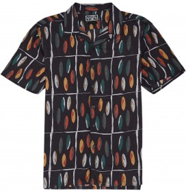 Hemd Billabong Quiver Shirt