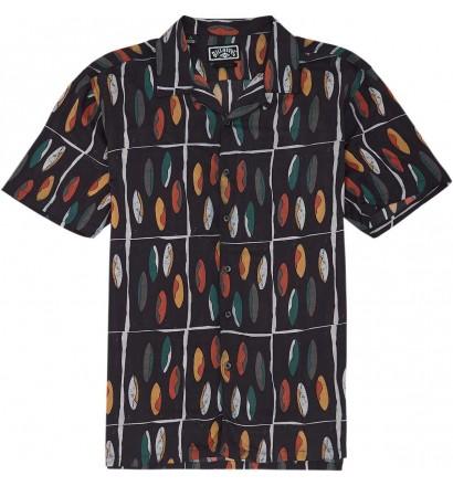 Hemd Billabong Quiver Shirt