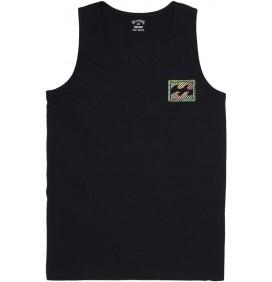 T-Shirt Van Billabong Trash Stripe Tank