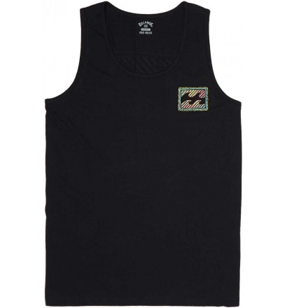 T-Shirt Billabong Trash Stripe Tank