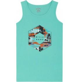 T-Shirt Van Billabong Trucked Boy