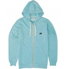 Sweatshirt Billlabong de Hele Dag Zip hood