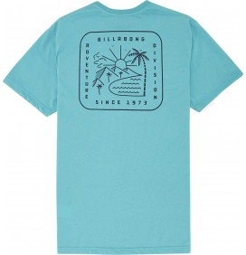 T-Shirt Van Billabong The Inside