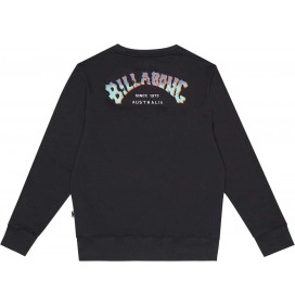 Sudadera Billlabong Arching Crew Boys