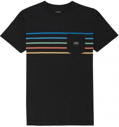 T-Shirt Van Billabong Tucked Boy