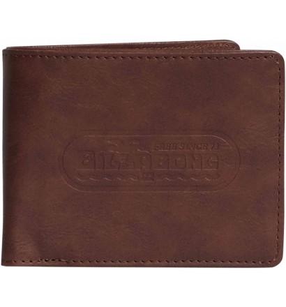 Wallet Billabong Walled PU