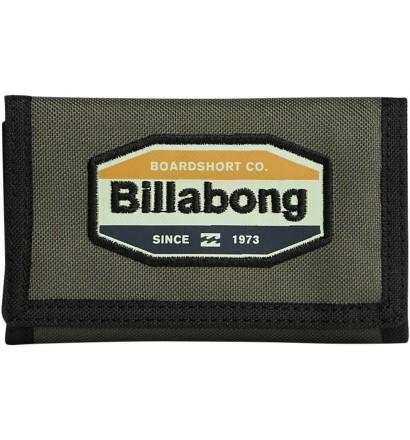 Cartera Billabong Walled 600D