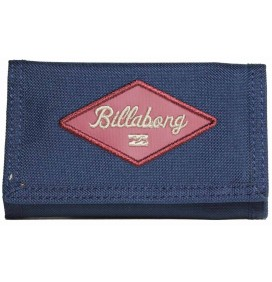 Cartera Billabong Walled 600D