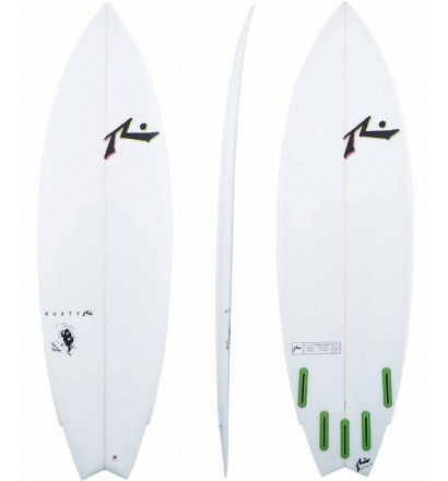 Planche de surf Rusty The Hustler
