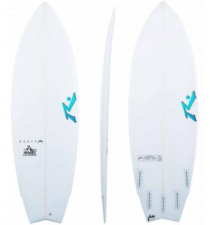 Surfboard Rusty Heckler