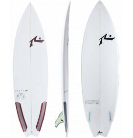 Prancha de surf Rusty Twin Fin