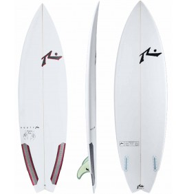 Surfboard Rusty Twin Fin