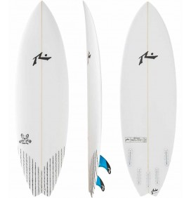 Tabla de surf Rusty Chew Toy 17