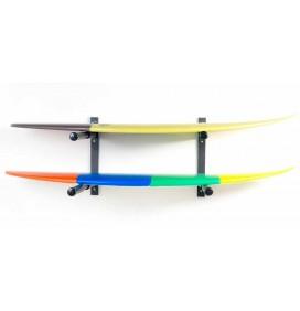 Soporte de pared para 2 tablas Surf System