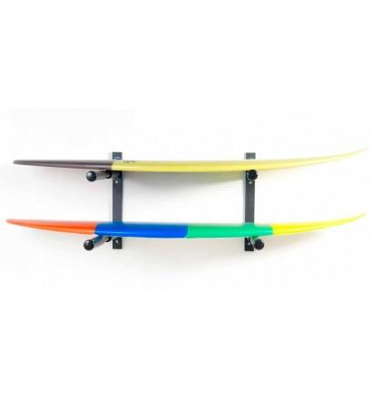 Wandbevestiging voor 2 surfplanken Surf System