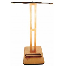 Supporto in legno per tavola da surf Surf System