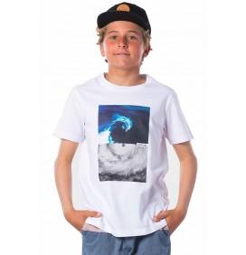 Camiseta Rip Curl Good Day Optical White