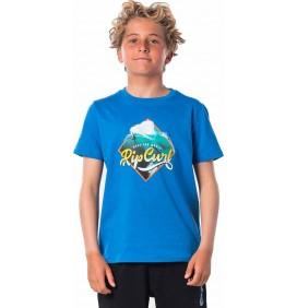 Camiseta Rip Curl Action Photo