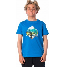 T-Shirt Rip Curl Action Photo