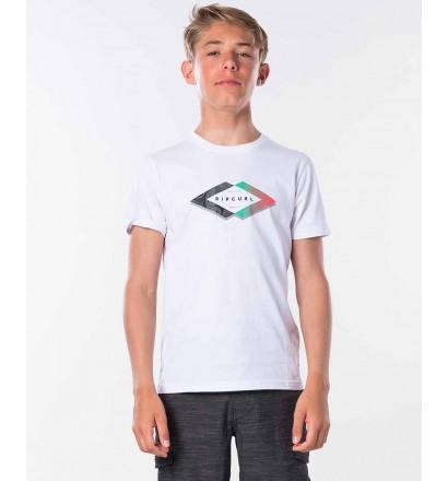 T-Shirt Rip Curl Diamond Filter