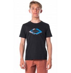 Camiseta Rip Curl Diamond Filter