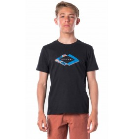 T-Shirt Rip Curl Diamond Filter