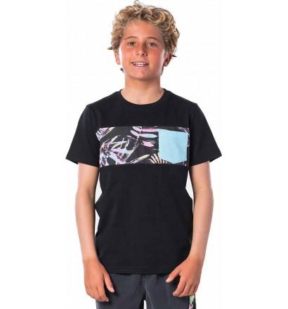 Camiseta Rip Curl Block Pocket