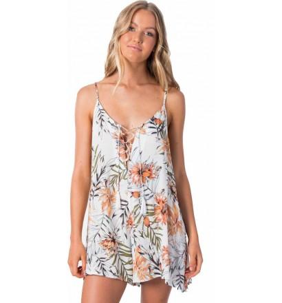 Kleid Rip Curl Playa blanca romper
