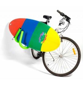 Rek fiets Pat Racks voor surfboard