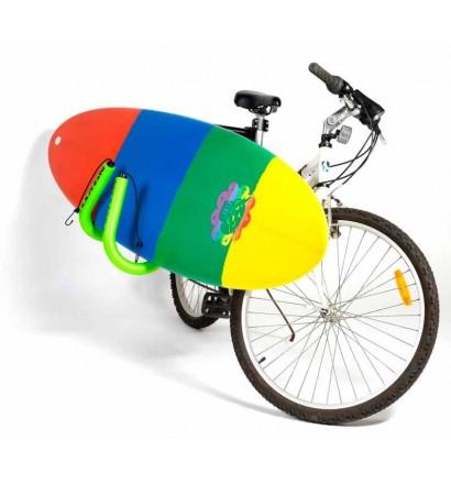 Soporte de bicicleta Pat Racks para tablas de surf