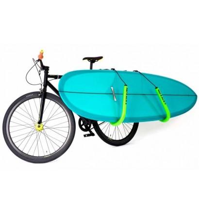 Soporte de bicicleta Pat Racks para longboard