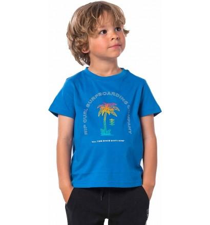 Camiseta Rip Curl Palmbow