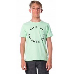 T-Shirt Rip Curl Woop Loop