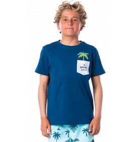 T-Shirt Rip Curl Fashion Pocket