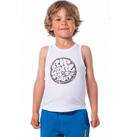 Camiseta Rip Curl Multi Prints Tank Optical