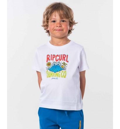T-Shirt Rip Curl Jaws