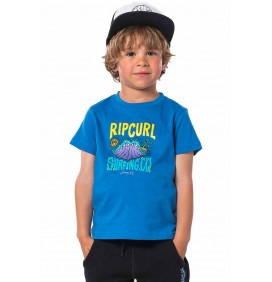 T-Shirt Rip Curl Jaws