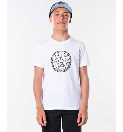 Camiseta Rip Curl Wetty filter