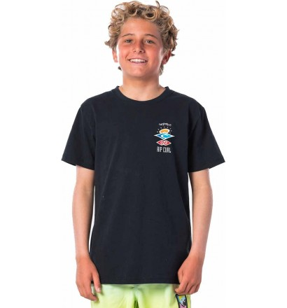 T-Shirt Rip Curl The Search